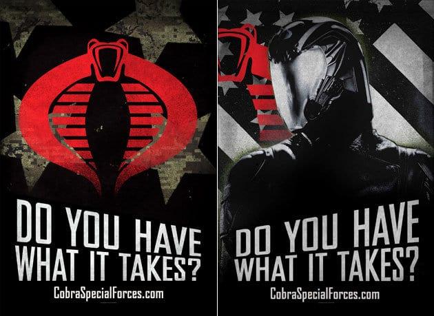 G.I. Joe: Retaliation Delivers a Message From Cobra