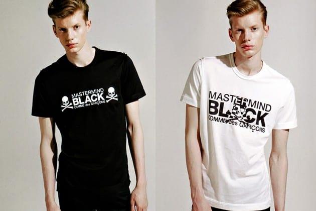 mastermind JAPAN x BLACK COMME des GARCONS Capsule Collection