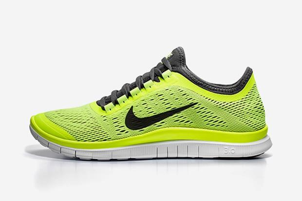Nike 2013 Spring/Summer Free 3.0