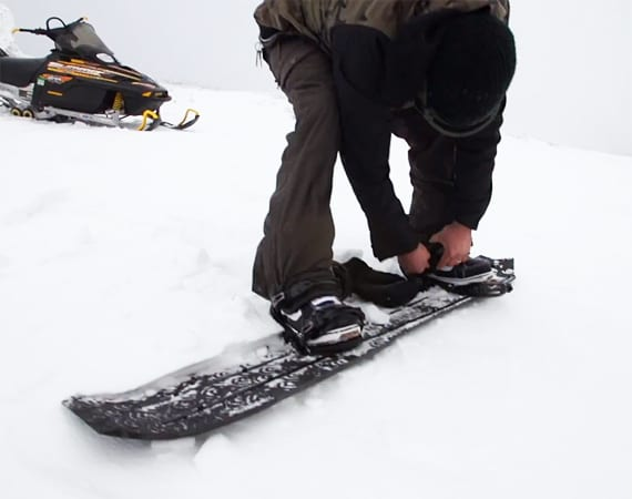 SIGNAL SNOWBOARDS – WORLD'S FIRST 3D PRINTED SNOWBOARD