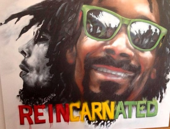 An Inside Look at Snoop Lion's 'Reincarnated'