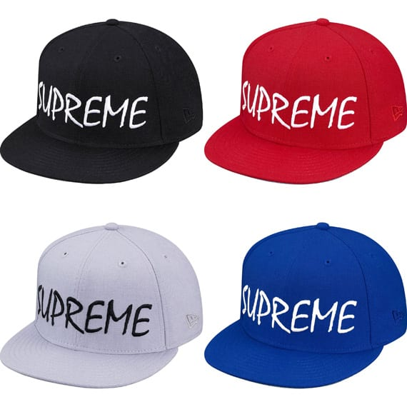 SUPREME X NEW ERA – FTP 59FIFTY FITTED CAP