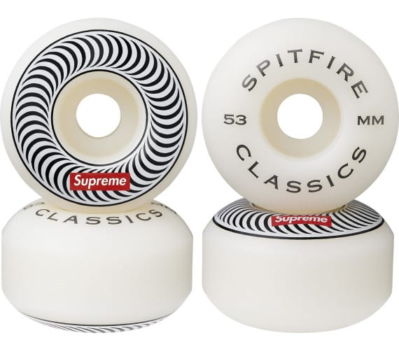 SUPREME X SPITFIRE WHEELS | AVAILABLE NOW
