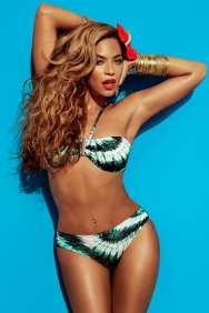 Beyoncé's H&M Swimwear Campaign Unveiled