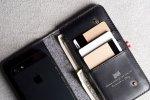 hard graft Mighty Phone Fold Wallet