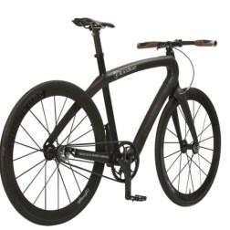 PG BLACKBRAID FIXED GEAR BICYCLE