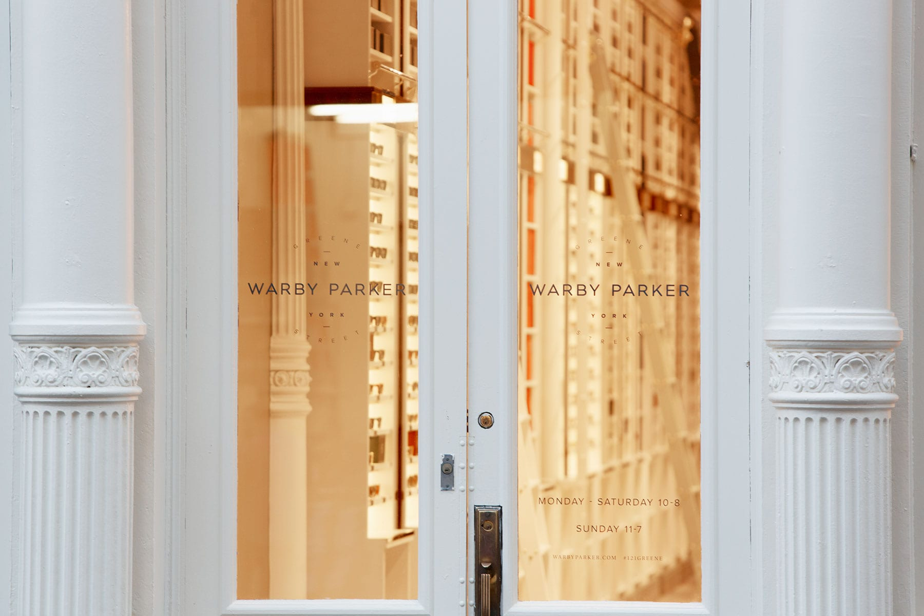 Warby Parker Finds a Permanent Home in NYC