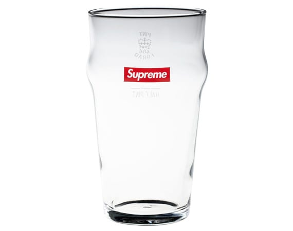 SUPREME PINT GLASS