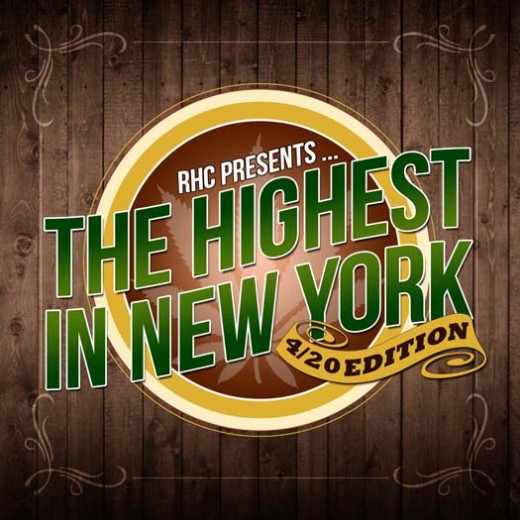 Highest In New York 4/20 Mix by Run P