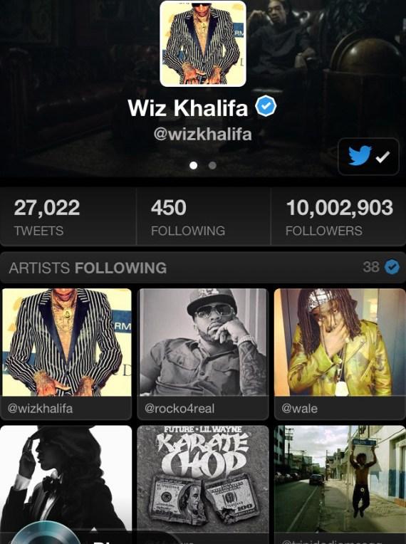 Twitter Unveils Twitter #music