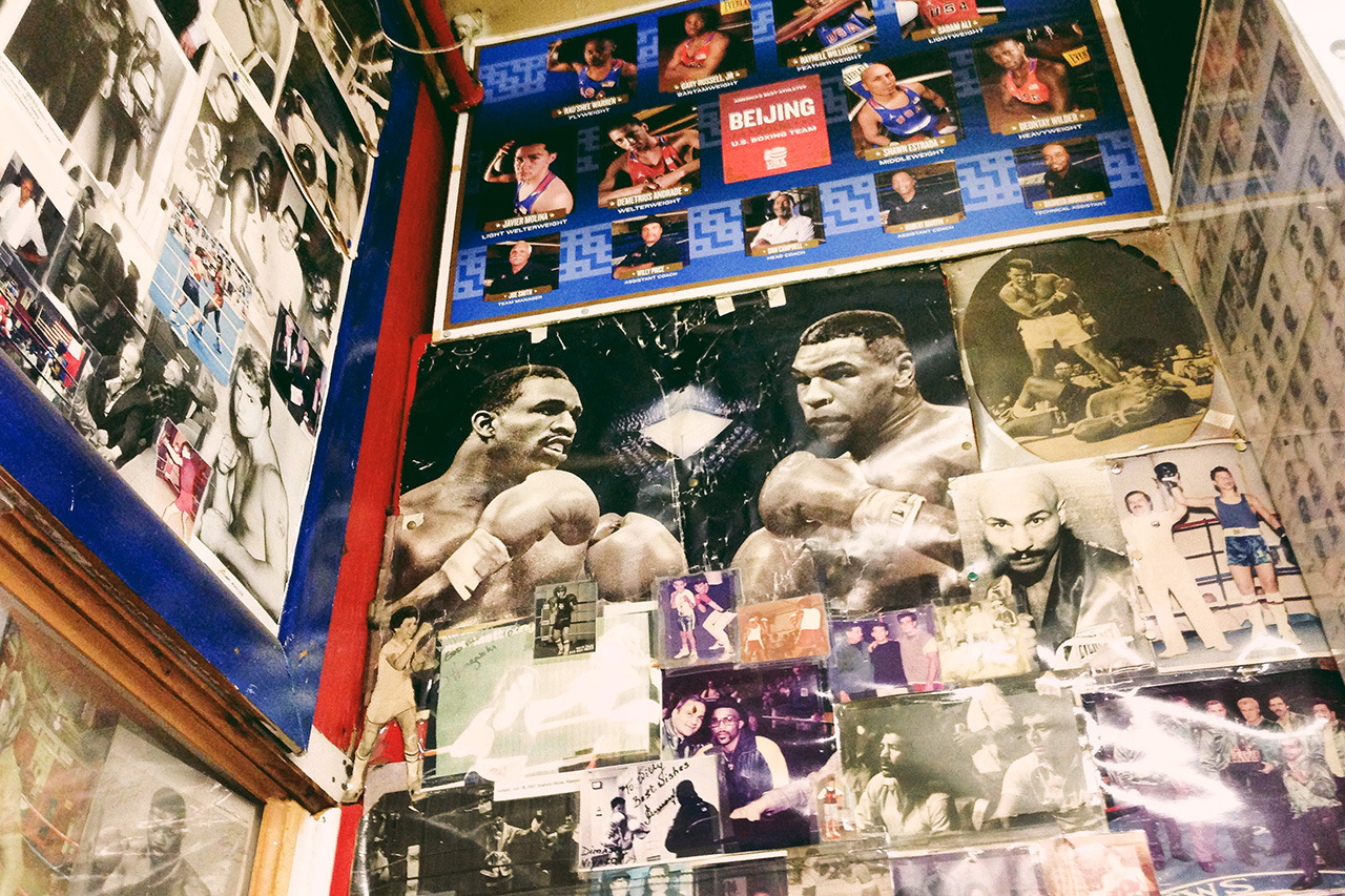 Mike Tyson x Staple T-Shirt Collection