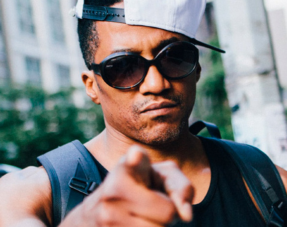 RED BULL MUSIC ACADEMY NEW YORK LECTURE SERIES: Q-TIP