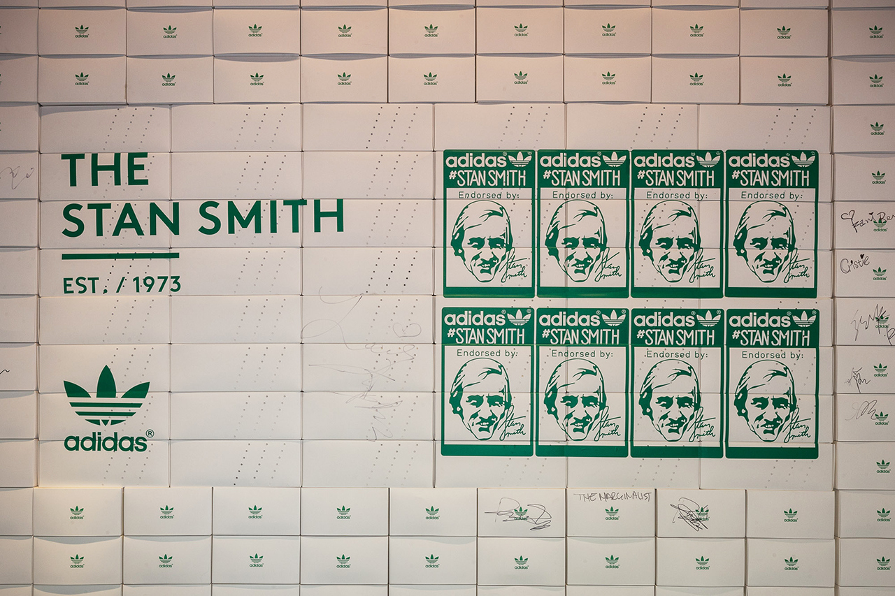 """adidas Originals """"The Stan Smith's: Return of the Classic"""" Exhibition"""