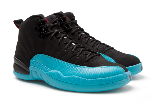 "Air Jordan XII Retro ""Gamma Blue"""