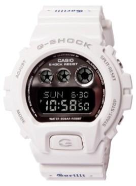 """GORILLI X CASIO G-SHOCK DW-6900NB – """"DELFTS BLAUW"""" WATCH"""