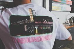 Katz's Delicatessen x The Hundreds 2013 Fall/Winter Capsule Collection