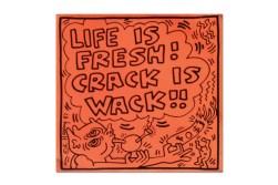 "Keith Haring ""Ephemera, 1979 -1990″ Online Exhibition @ Gallery98"