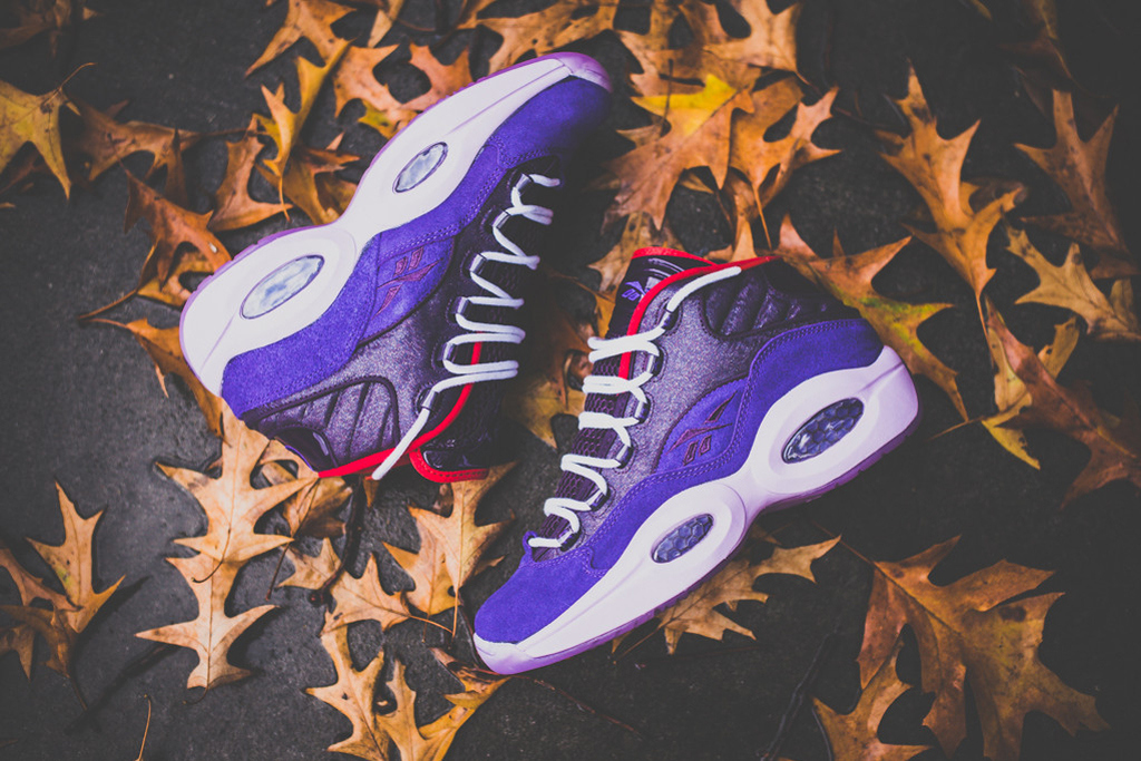 """Reebok Question Mid """"Ghost of Christmas Future"""""""