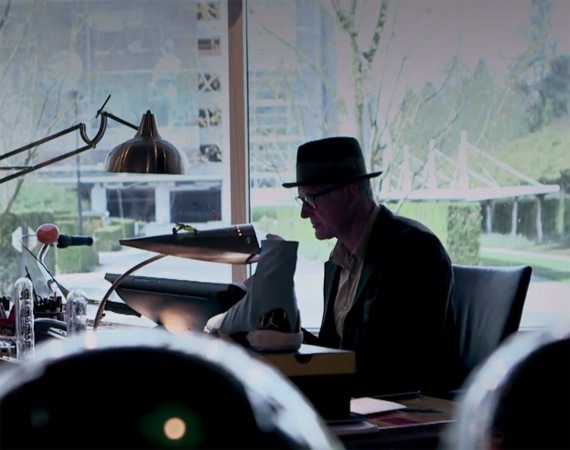 """TINKER HATFIELD PROFILED BY ESQUIRE'S """"HOW I ROCK IT"""""""