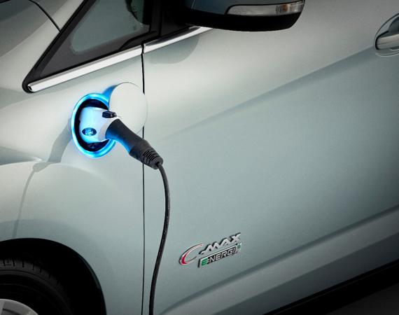 FORD C-MAX SOLAR ENERGI CONCEPT CAR