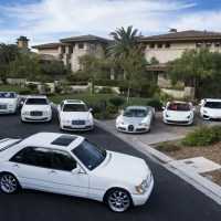 Look Inside Floyd Mayweather's Car Collection