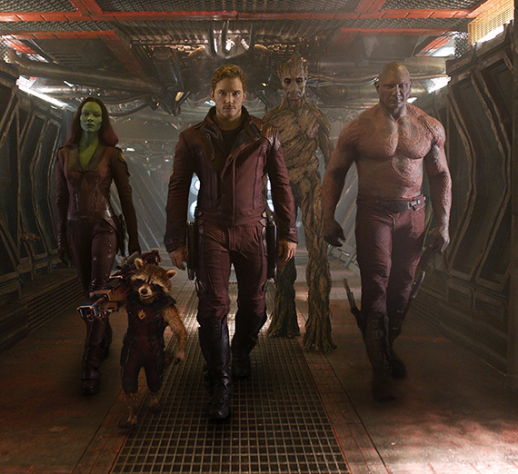 GUARDIANS OF THE GALAXY – OFFICIAL INTERNATIONAL TRAILER