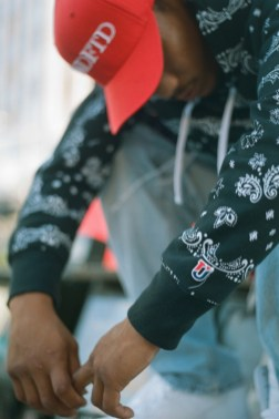 UNDEFEATED FALL 2014 COLLECTION LOOKBOOK