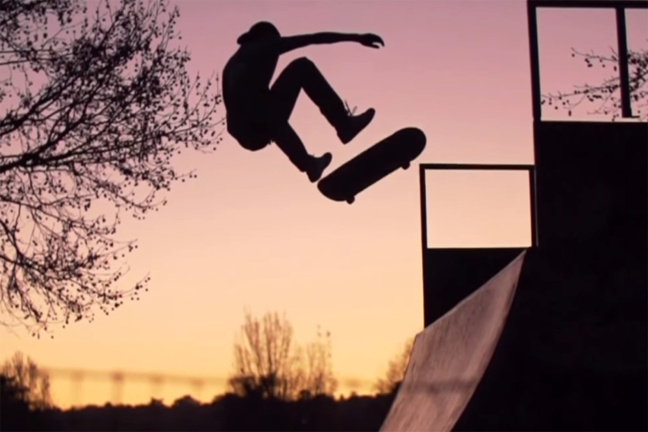 """Converse CONS Skates South Africa in """"Johannesburg Dream"""""""