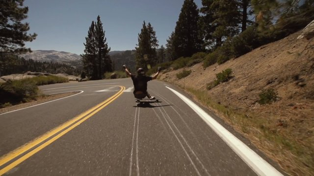 """Arbor Skateboards """"Burn It Down"""" with James Kelly"""