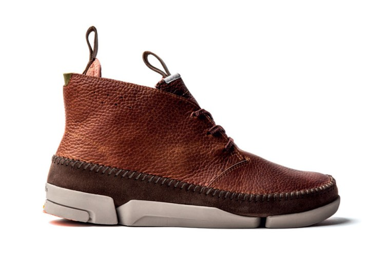 Clarks Takes a Run at Technical Footwear with the Vibram-infused Trigenic