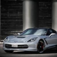 2014 CORVETTE STINGRAY C7 TUNED BY ABBES