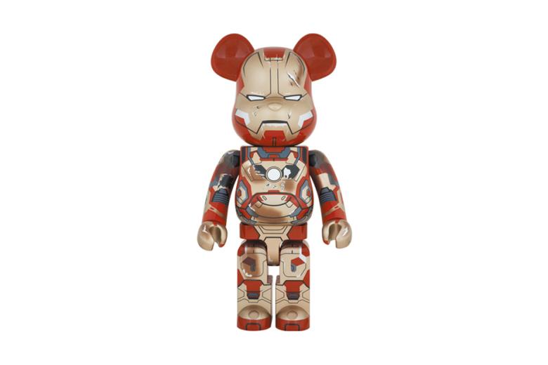 Medicom Toy, Iron Man, Medicom Toy Bearbricks