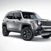 THE NEW JEEP RENEGADE HARD STEEL CONCEPT – UNVEILED