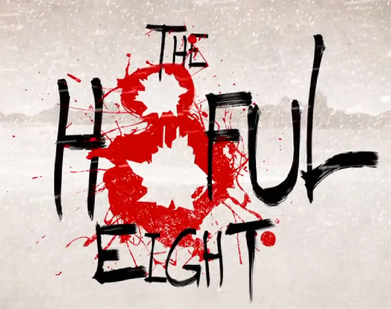 """PREVIEW QUENTIN TARANTINO'S """"THE HATEFUL EIGHT"""""""