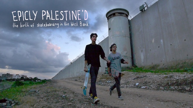 The Birth of Skateboarding in the West Bank