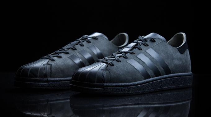 adidas Presents Futurecraft Leather