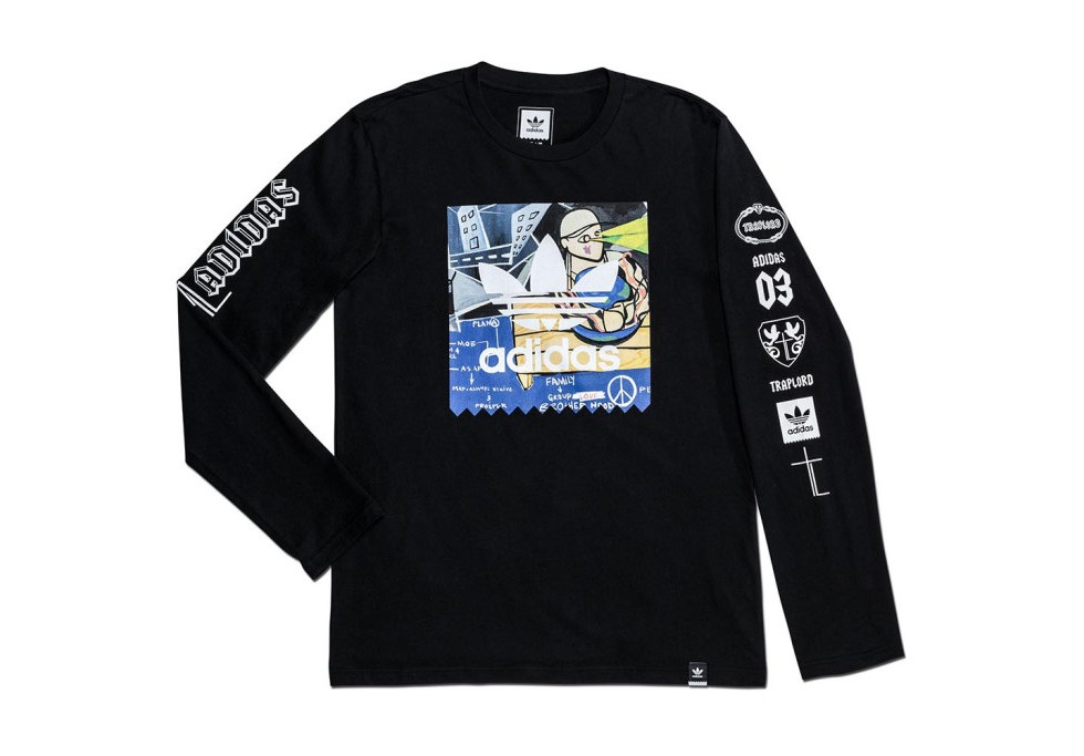 adidas Skateboarding Teams Up with A$AP Ferg for New Traplord x Adi-Ease Collection