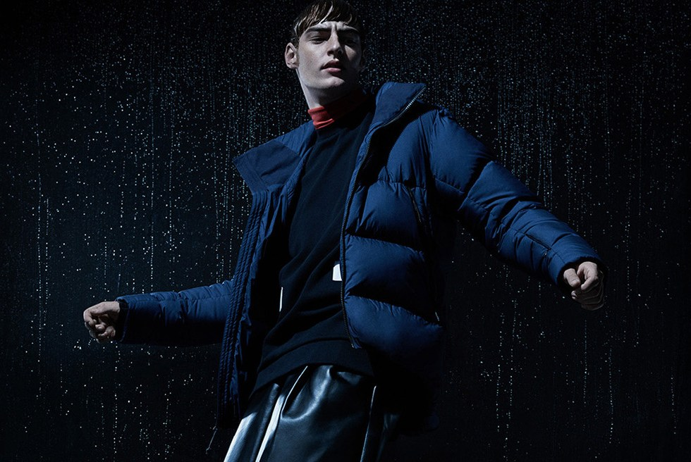 BARNEYS x THE NORTH FACE