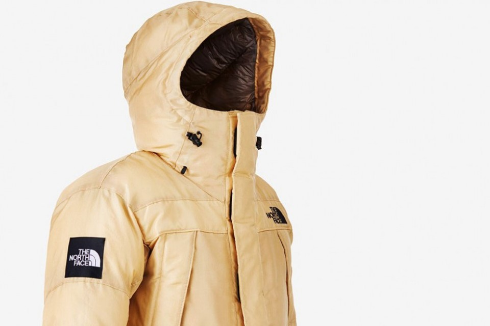 The North Face's Moon Parka