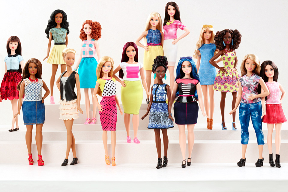 Barbie With Realistic Body Types - Curvy, Tall & Petite
