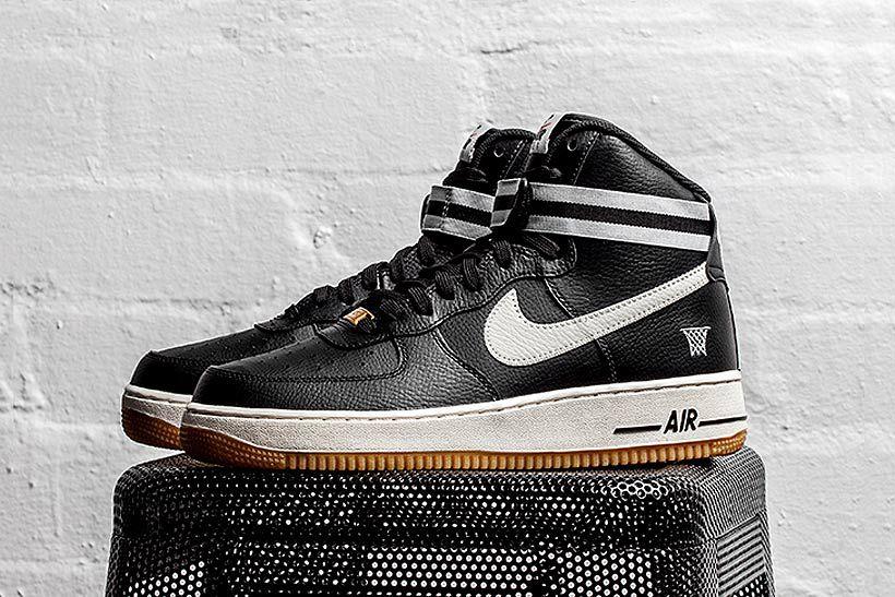 "Nike Air Force 1 High ""Wolf Grey"""