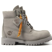 """Timberland """"Mono Grey"""" 6-Inch Boot for the Spring"""