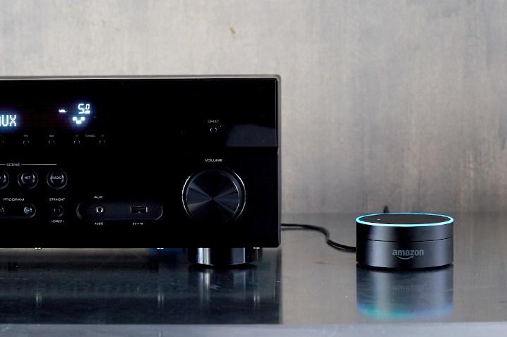 Amazon's New Alexa Device