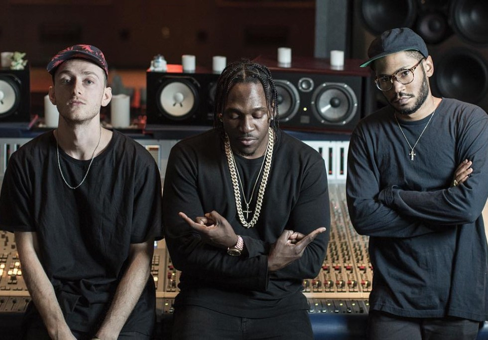 """River Tiber Taps Pusha T and Kaytranada for Track, """"Illusions"""""""