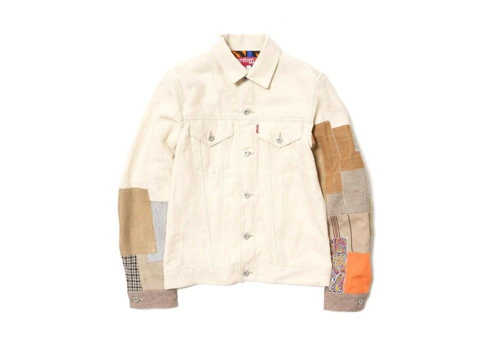 Junya Watanabe MAN - The Levi's Hemp Linen Canvas Jacket