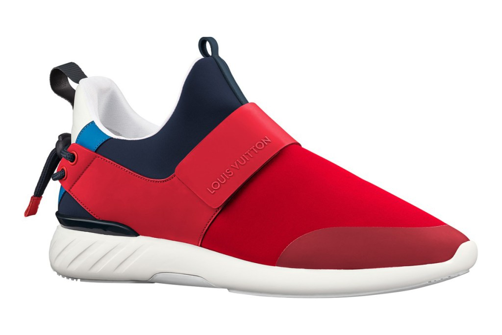 The Regatta Sneaker From Louis Vuitton