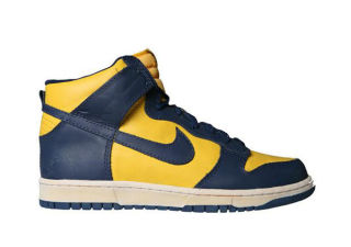 """NIKE """"UNLV"""" AND """"MICHIGAN"""" DUNK HIGH IS RETURNING"""