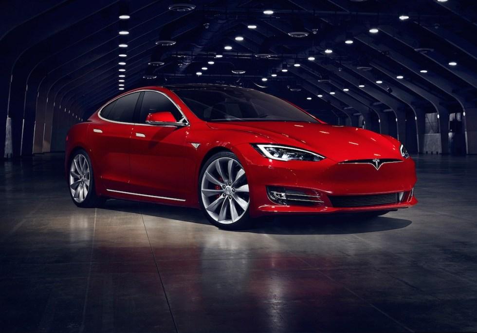 Tesla,Tesla Model S