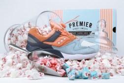"Premier x Saucony ""Sweets"" Collaboration"