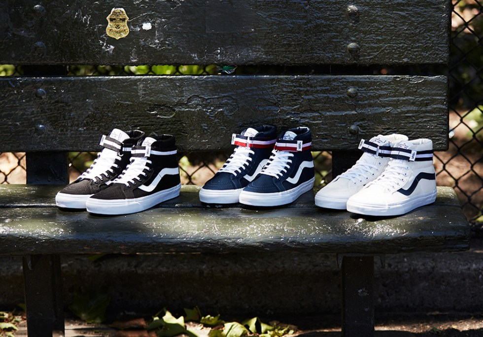 DQM x Vans Return to the Roots of NYC Skating